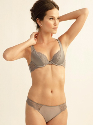 The Little Bra Company Mercedes push-up bra
