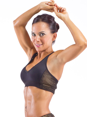 Show 'em Off Sports Bra by BodyRock Sport