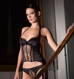Villa Satine bodice by Maison Close - Copy